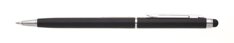 plastová propiska NOBLA černá