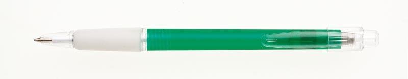 plastová propiska PROSTO zelená