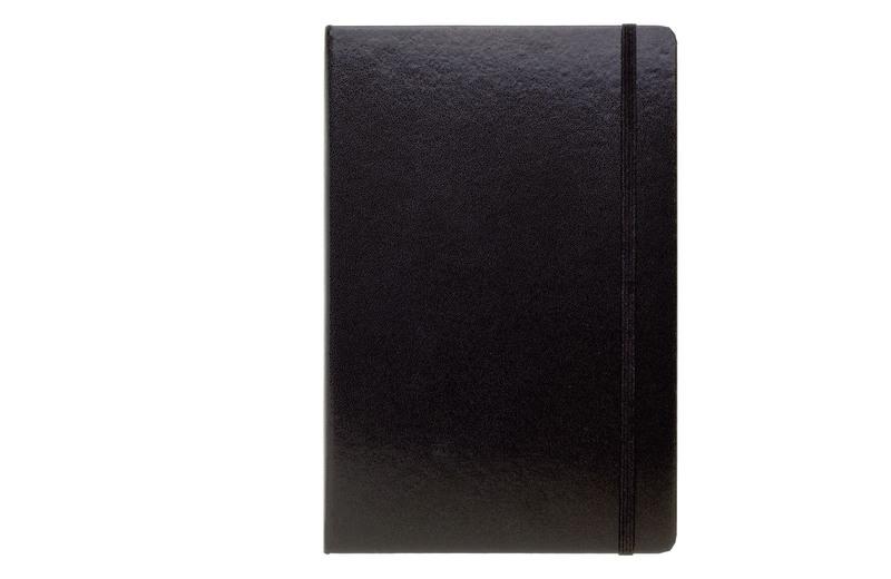 zápisník RECORD černá