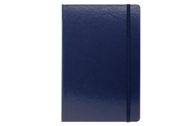 zápisník RECORD modrá