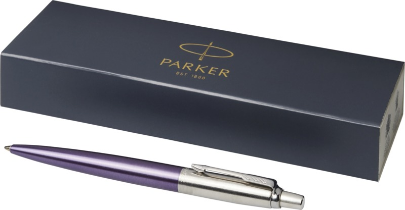 kuličkové pero JOTTER Bond Street fialová