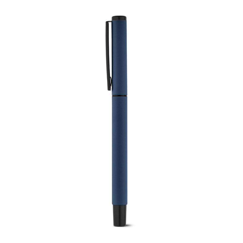 kovový roller ALVA modrá