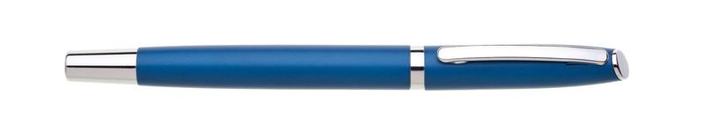 kovový roller TORICO modrá