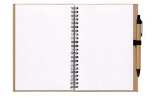 zápisník s tužkou A5